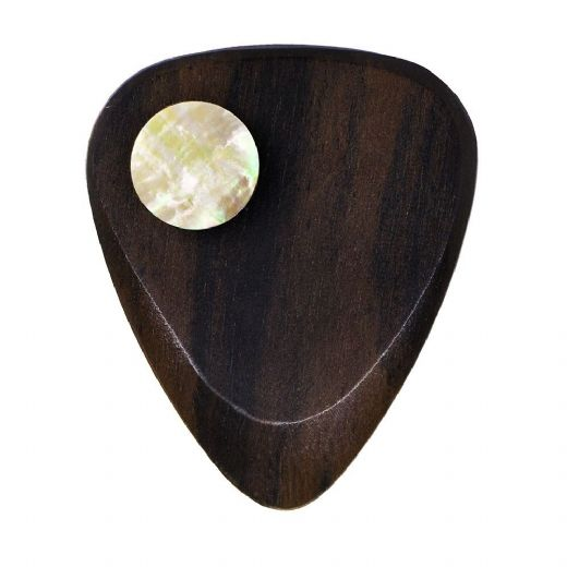 Planet Tones Gold Mother of Pearl 1 Guitar Pick
